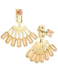 Image of INC International Concepts Ear Jacket Earrings, Created for Macy's