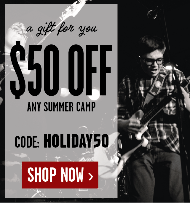 Image of Holiday Savings on Camps & Enrollment