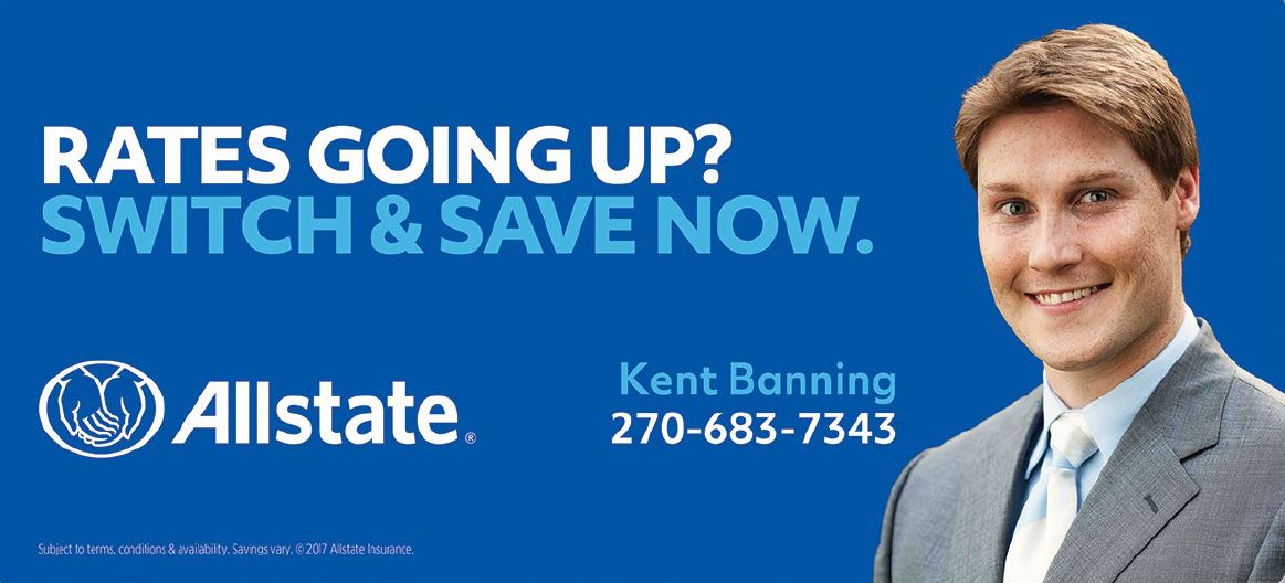Allstate   Car Insurance in Owensboro, KY - Kent Banning