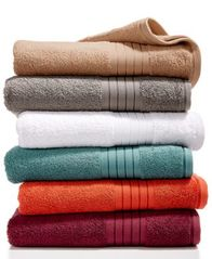 Image of CLOSEOUT! Baltic Chelsea Home Cotton Bath Towel