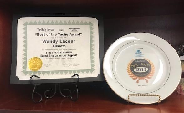 Wendy Williams-Lacour - Recipients of 2017 Top Agent Award