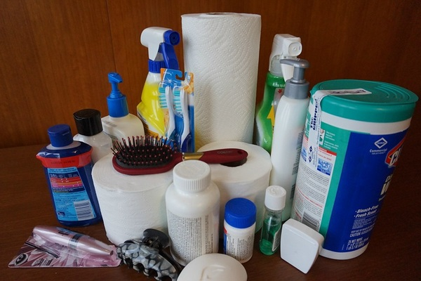 Daniel Andrus - We're Collecting Supplies to Support {enter Against Sexual & Family Violence - El Paso