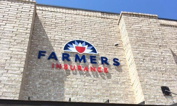 Farmers® Insurance exterior sign