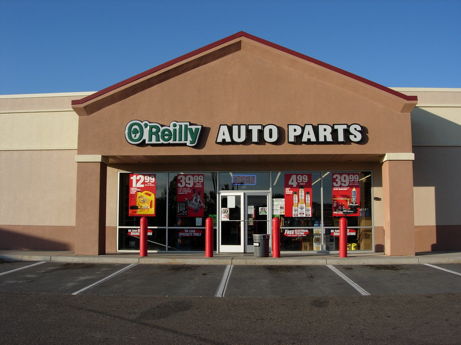 1016 north market plaza pueblo west co o 39 reilly auto parts for Local motors pueblo co