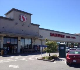 Safeway Store Front Picture at 911 11th St in Anacortes WA