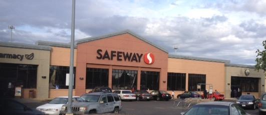Safeway store front picture of 205 N 5th Ave in Yakima WA