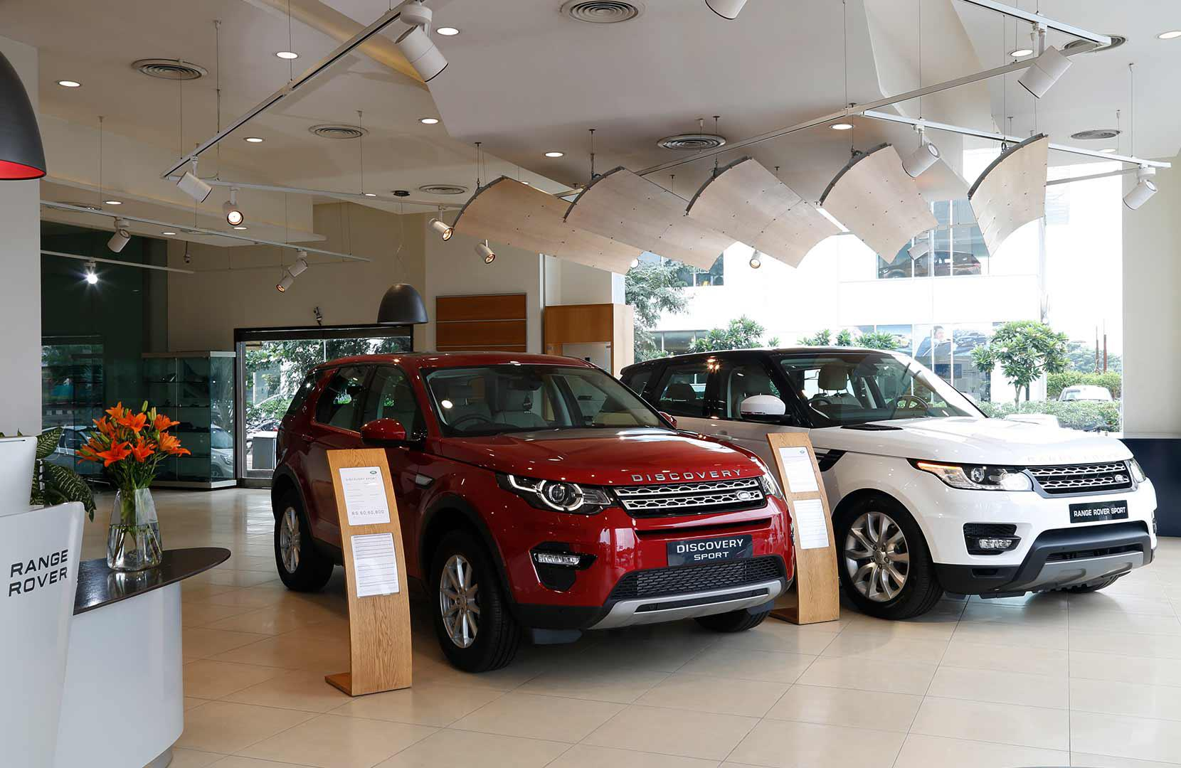 Cargo Motors Land Rover Retailer In Ahmedabad India