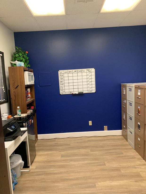 Office Supply room