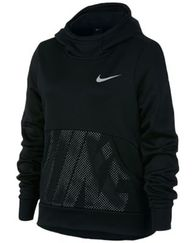 Image of Nike Big Girls Therma Pullover Hoodie