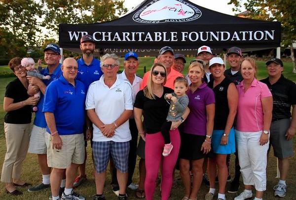 Shawn Purcell - Allstate Foundation Grant for Whitney Ranch Charitable Foundation