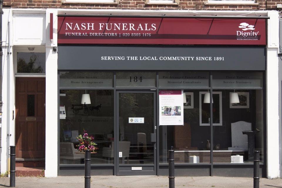 Nash Funeral Directors in Welling