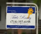 No one knows residential real estate like Tittle Realty