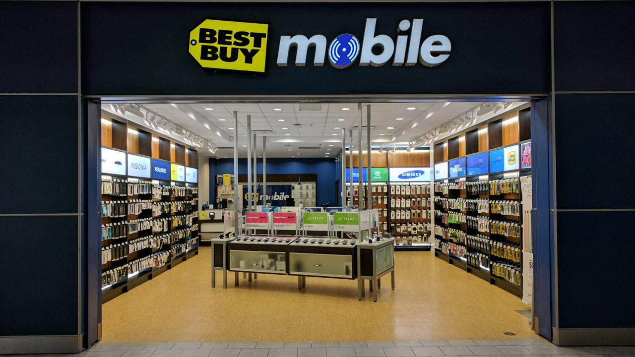 Best Buy Bramalea City Centre