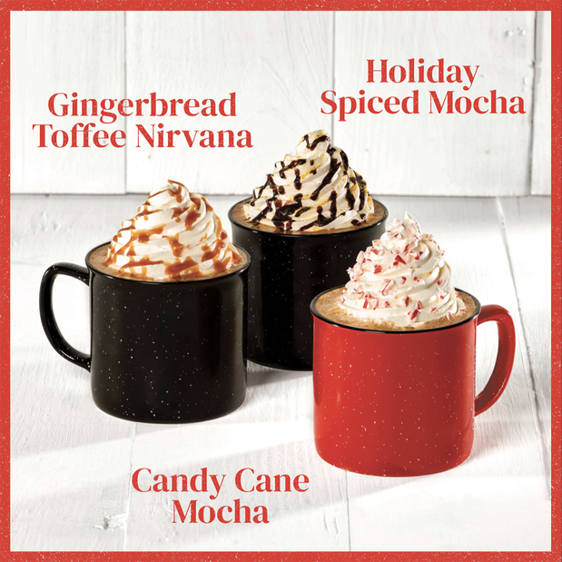 Image of Holiday Drink Menu