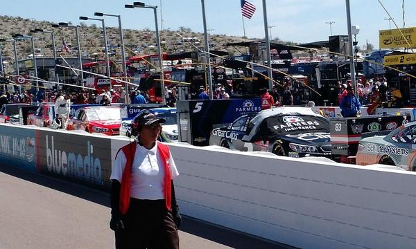NASCAR Good Sam 500 at PIR