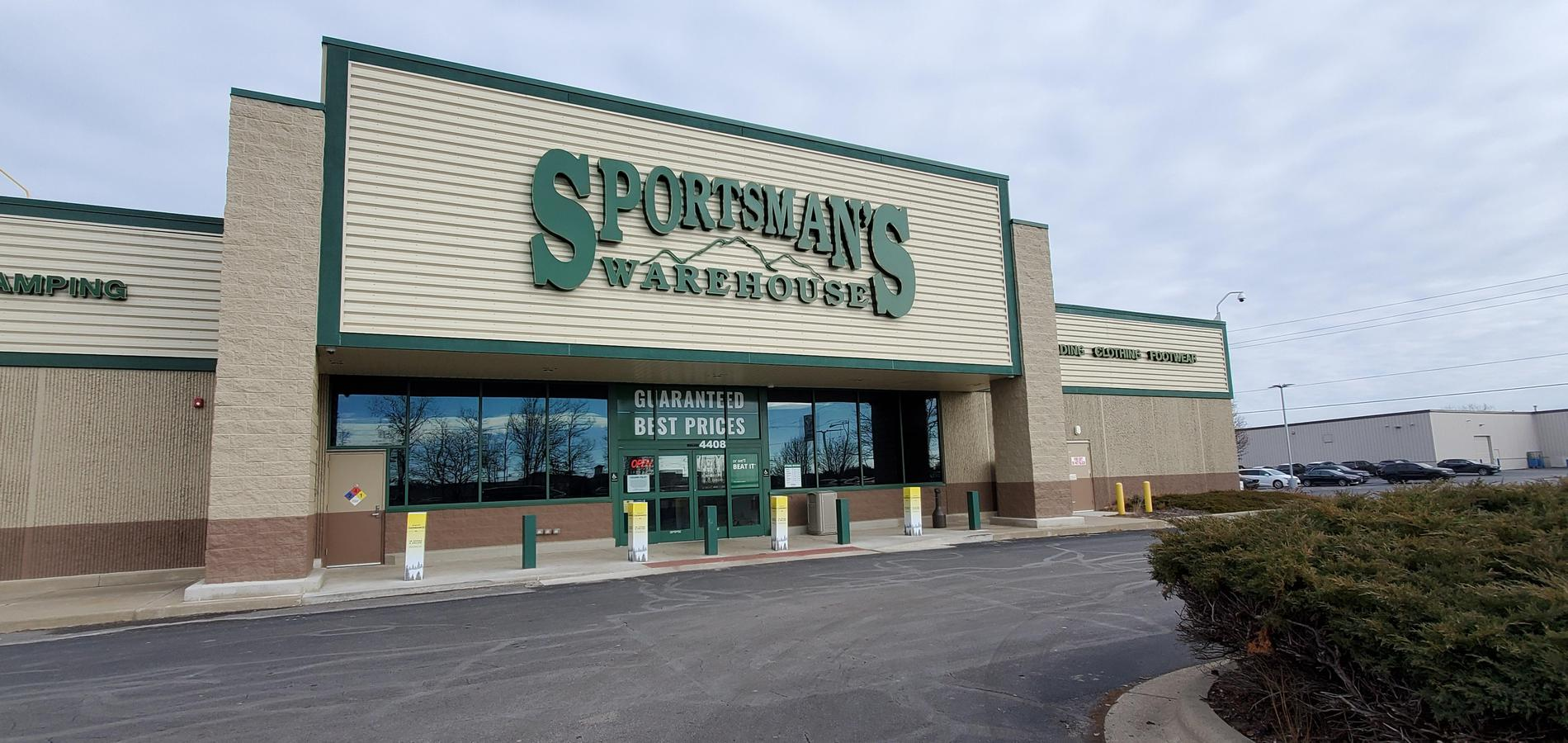 Fort Wayne In Outdoor Sporting Goods Store Sportsman S Warehouse