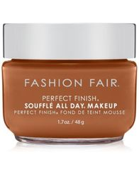 Image of Fashion Fair Perfect Finish Soufflé All Day Makeup, 1.7-oz.