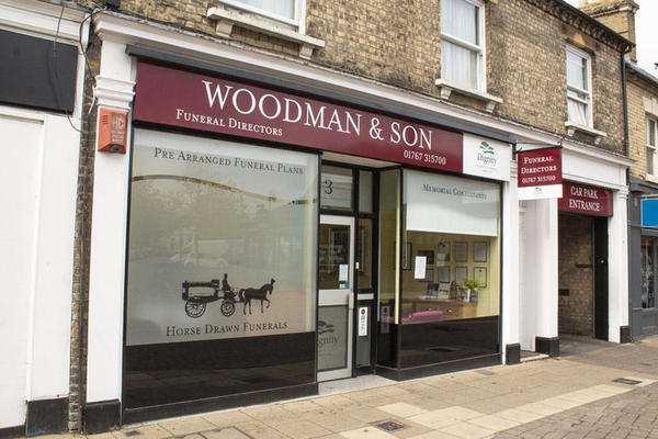 Woodman & Son Funeral Directors in Biggleswade