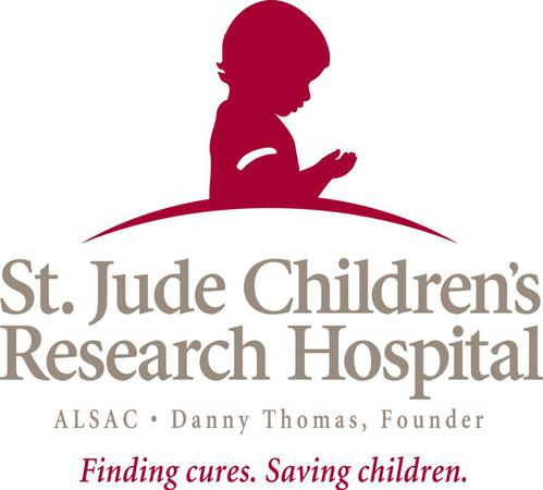 Proud supporter of St. Jude Children's Research Hospital
