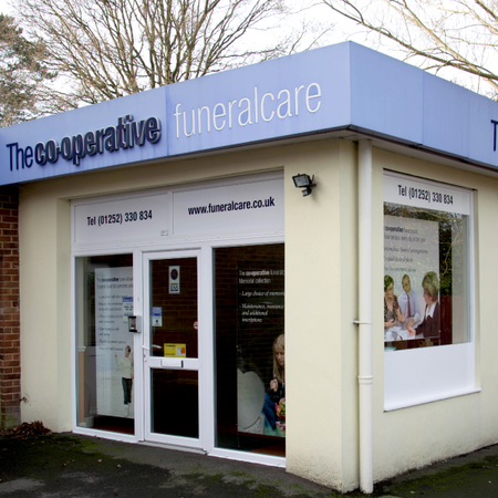 The Co-operative Funeralcare Ash Vale