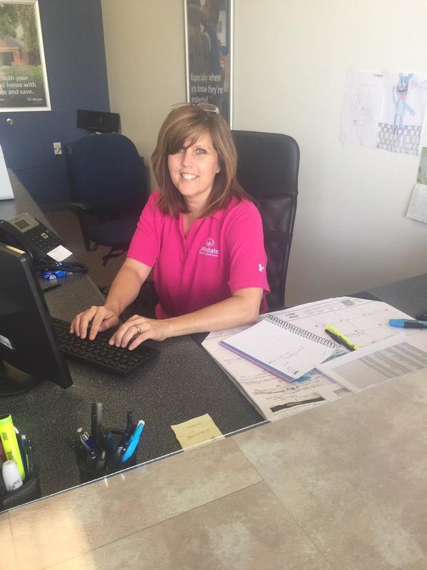 Allstate Insurance Agent Tina Bailey