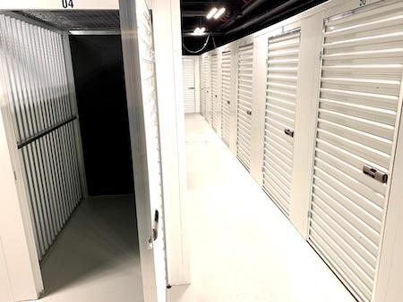 Upper East Side storage facility interior