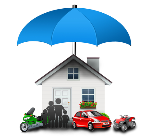Umbrella insurance is extra liability insurance.