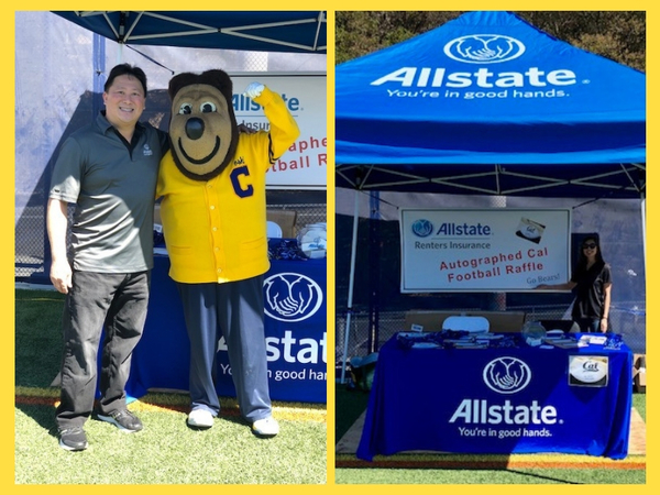 Hauser & Lee Ins Services - College Football Fun at University of California