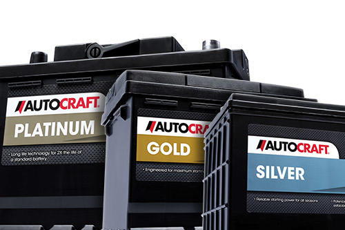 Autocraft® Batteries