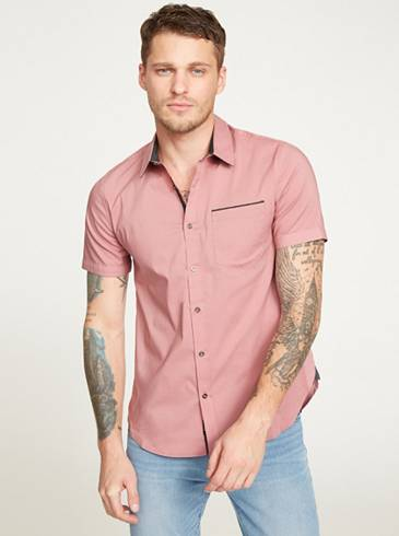 GBG Men's Button Up Shirts