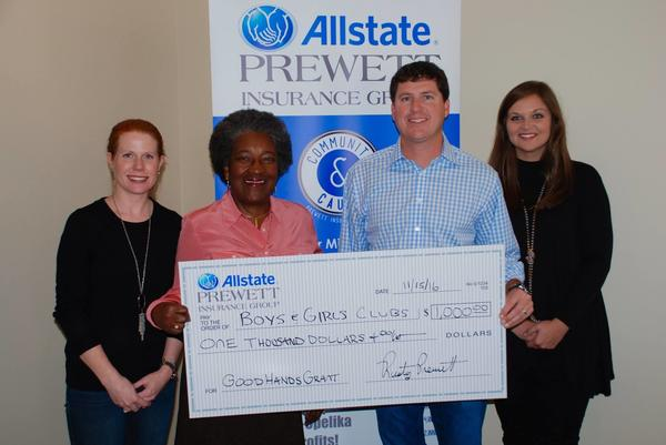 Prewett Insurance Group - Boys and Girls Clubs of Lee County