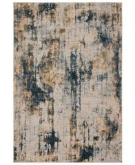 Image of KM Home Alloy 3' x 5' Area Rug