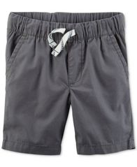 Image of Carter's Toddler Boys Woven Cotton Shorts