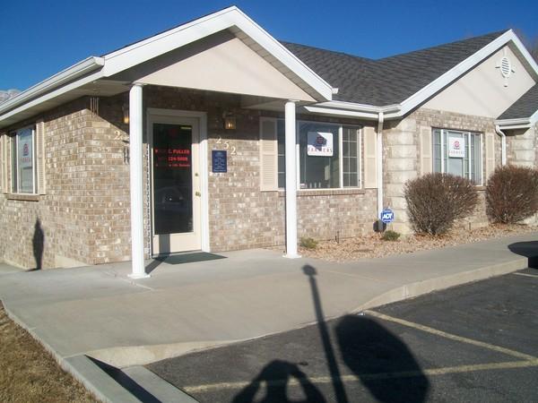 Our office on Orem Blvd