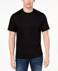 Image of Tasso Elba Men's Supima Blend Knit T-Shirt, Created for Macy's