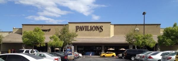 Pavilions Alameda Ave at 1110 W Alameda Ave in Burbank CA