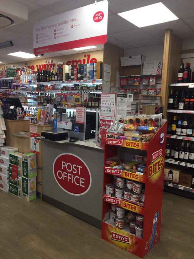 Image of Post Office services