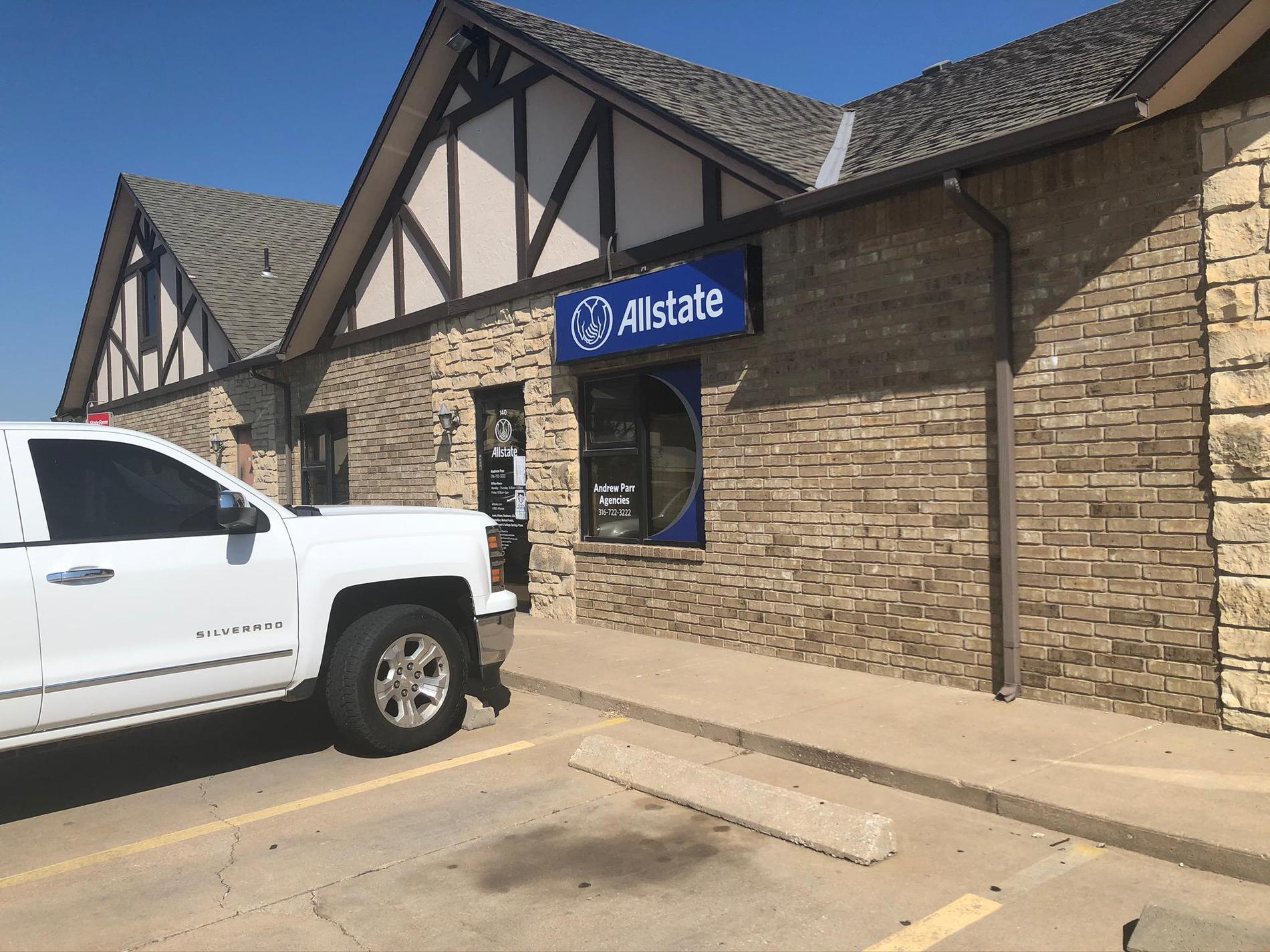 Allstate | Car Insurance in Wichita, KS - Andrew Parr