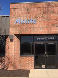 Front of Allstate Building