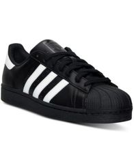 Image of adidas Men's Superstar Casual Sneakers from Finish Line