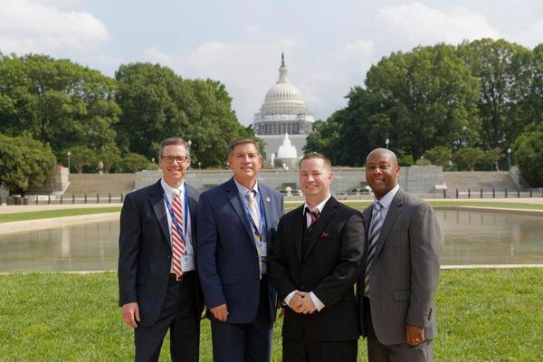 Scott D Richards - Scott D. Richards Travels to Washington DC in Congressional Fly 2016