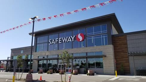 Safeway store front picture for 4316 south signal butte road in mesa arizona