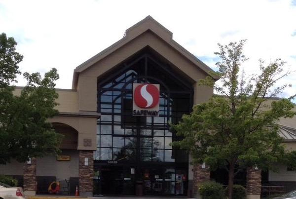 Safeway Store Front Picture at 14020 E Sprague Ave in Spokane WA