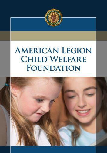 Kevin Gwozdz - American Legion Child Welfare Program