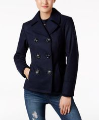 Image of Celebrity Pink Juniors' Peacoat
