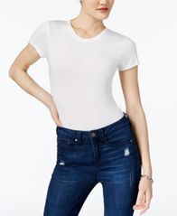 Image of GUESS Short-Sleeve Bodysuit