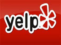 Yelp us with a review!
