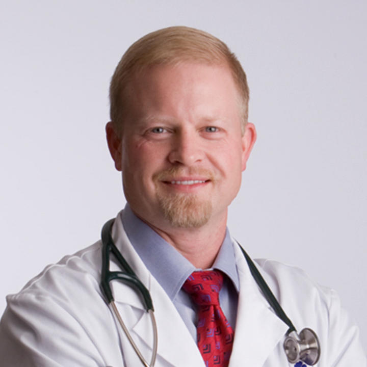 Photo of Patrick Tibbles, M.D.