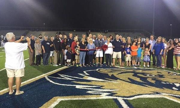 Proud Community Sponsor of the Arlington High School New Football Field