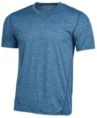 Image of ID Ideology Men's Core Crew Neck Mesh-Back T-Shirt, Created for Macy's